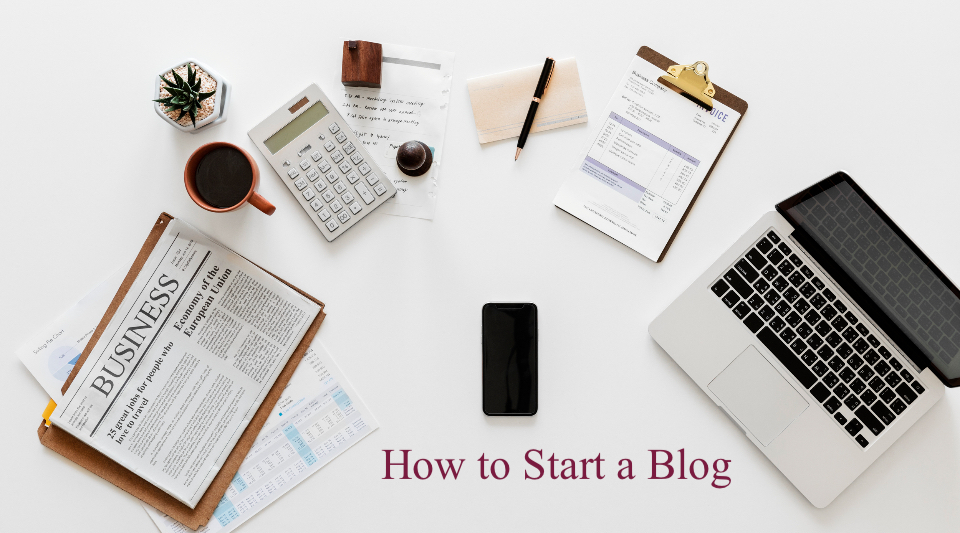 Blogging for Dummies: How to Start a Blog Site From Scratch 2