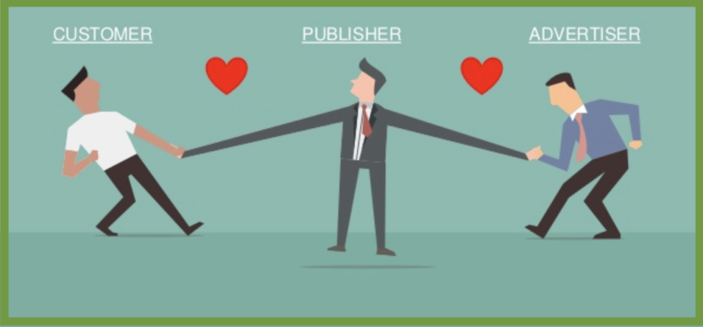 What is the Difference Between a Publisher and an Advertiser(Publisher VS Advertiser)? 1