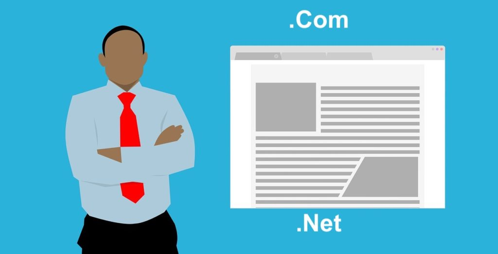 (.Com) VS (.Net) - Difference Between Two Domain Extensions 2