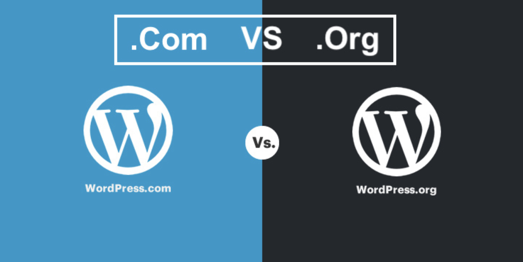 Difference Between WordPress.Com and WordPress.Org | A Comparative Study 3