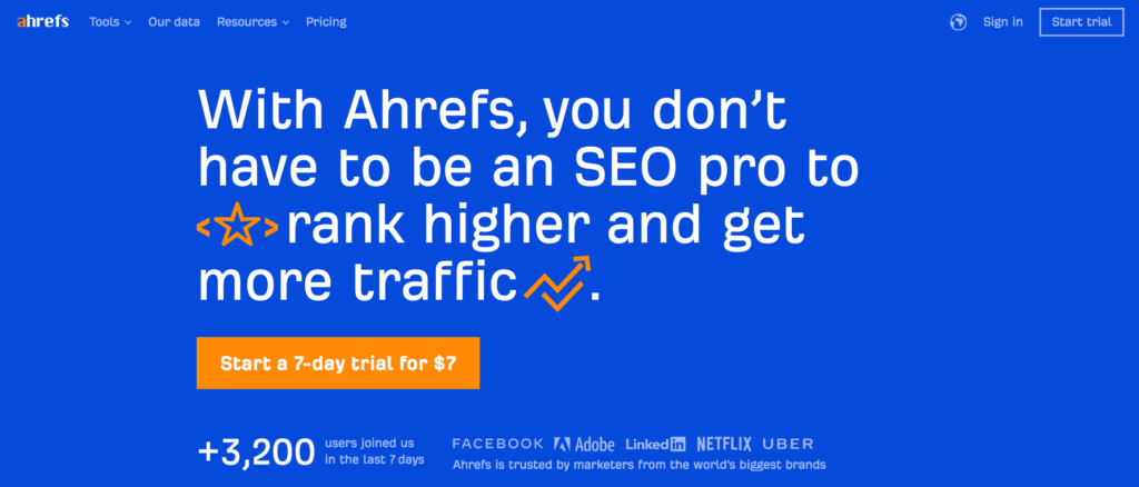 SEMrush vs Ahrefs: which one is the best for you